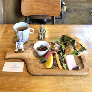 cafe copain(木場)